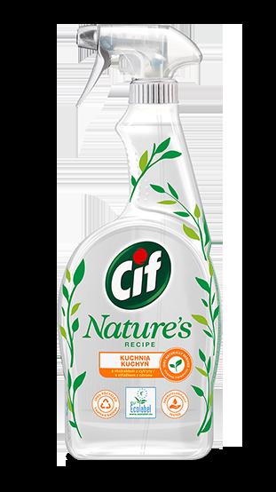 Cif Nature sprej Kuchyň