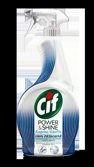 Cif Power&Shine sprej Koupelna